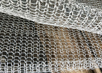 Chiny High Filtering Performance Knitted Wire Mesh Teflon And Stainless Steel 316 dostawca
