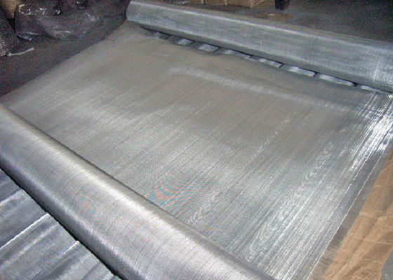 Chiny Alkali - Resisting Stainless Steel Screen Mesh , Filter Wire Mesh 304 Material dostawca
