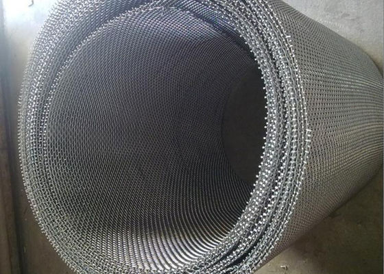 Chiny Plain Weave 304 Stainless Steel Wire Mesh Strong Yield For Plastic Extrusion dostawca