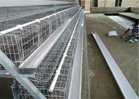 Chiny Electo Galvanized Chicken Layer Cage / Poultry Layer Cage Used For Chicken Farm firma