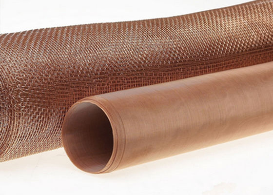 Chiny Beautiful Surface Phosphor Copper Wire Mesh Acid And Alkali Resistance fabryka
