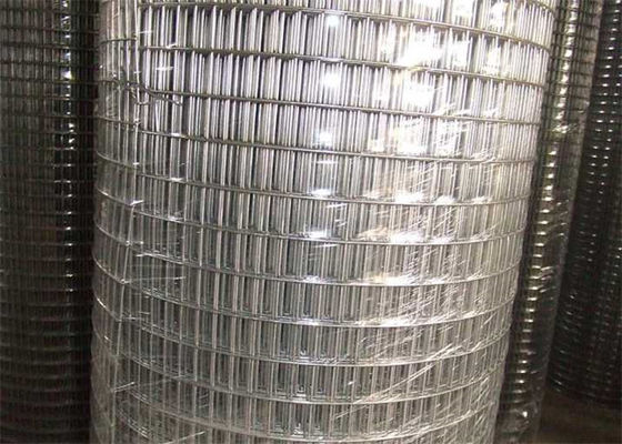 Chiny Custom 1X1 Galvanized Welded Wire Mesh For Construction Usage / Poultry Wire Fence fabryka
