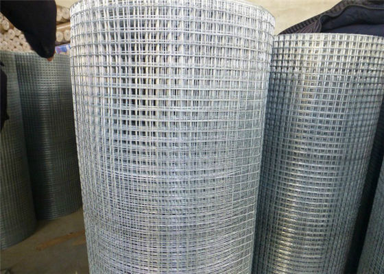 Chiny Galvanised Stainless Steel Welded Wire Mesh Panels For Construction Usage fabryka