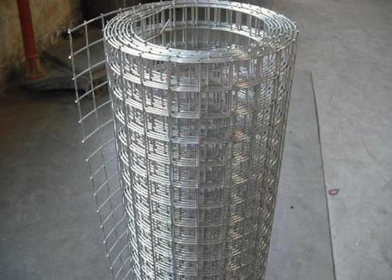 Hot Dip Galvanized Welded Wire Mesh Roll For Wall Protect Warm Or Fence